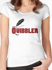 The Quibbler Women's Fitted Scoop T-Shirt