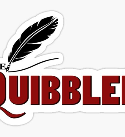 The Quibbler Sticker