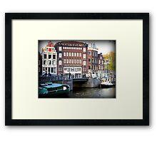 Gunter's & Meuser Framed Print
