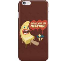 OMG I'm MELTING! iPhone Case/Skin