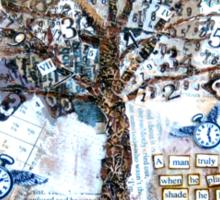 Krysia Morin's 'The Life Tree shirt' Sticker