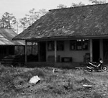 Muslim School Panorama by kaledyson