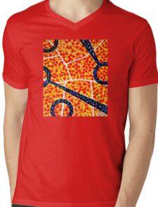 I Spy Orange Mens V-Neck T-Shirt