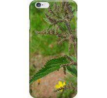 Stinging Nettle iPhone Case/Skin
