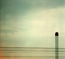 Industry Drive By - Denmark by Barnewitz
