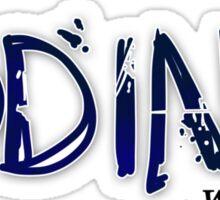 IODINE logo Sticker
