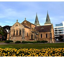 St Johns Cathedral Parramatta by praz