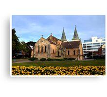 St Johns Cathedral Parramatta Canvas Print