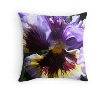 Stepmother blurred Throw Pillow