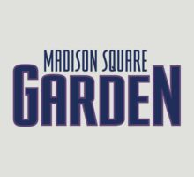Madison Square Garden T-Shirt by wrestlemerch