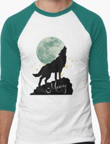 Moony Men's Baseball ¾ T-Shirt