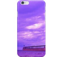 Whitby Seawall iPhone Case/Skin