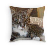 Nutmeg Says Goodbye #1 Throw Pillow