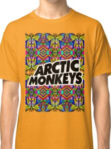 Arctic Monkeys - Trippy Pattern Classic T-Shirt