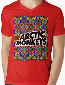 Arctic Monkeys - Trippy Pattern T-Shirt