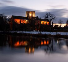 St Marys Church by KWTImages