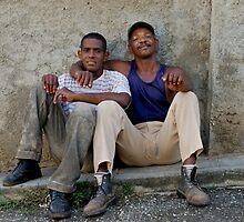 Amigos, Trinidad, Cuba. by Andy Kilmartin