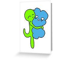 Cloud Love Greeting Card