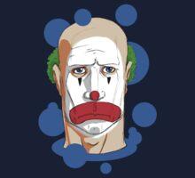 Sad Clown One Piece - Short Sleeve