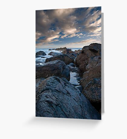 Rocky View Greeting Card