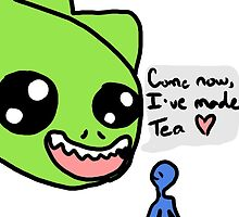 Come, I made tea by shandab3ar