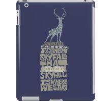 Skyfall iPad Case/Skin