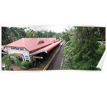 Kuranda Rail  Poster