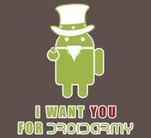 Droidarmy: Propaganda by Nana Leonti