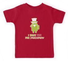 Droidarmy: Propaganda Kids Tee