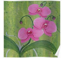 One Heart Orchids II Poster