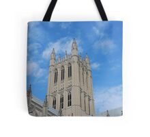 The National Cathedral, Washington, D.C. Tote Bag
