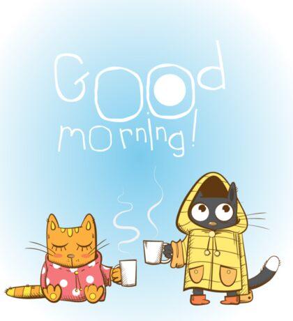 Good morning. Sticker