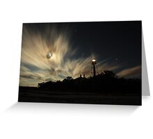 Point Ybel Lighthouse 2 Greeting Card