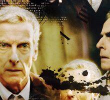 Twelfth Doctor, doctor who Sticker