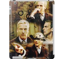 Twelfth Doctor, doctor who iPad Case/Skin