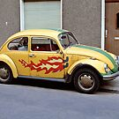 Hot Beetle, Germany, 1980. by David A. L. Davies