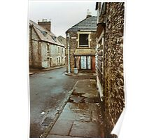 Trinity Area, Frome, 1970's. Poster