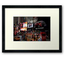 ~♥NYC~ Framed Print