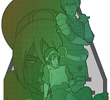 Avatar Generations - Toph by HanaDesigns