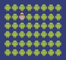 Where's Waldroid advanced by Karen  Hallion