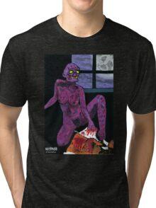 Nachtmahr Tri-blend T-Shirt