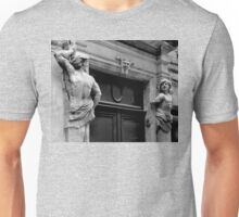 WELL GUARDED DOORWAY Unisex T-Shirt