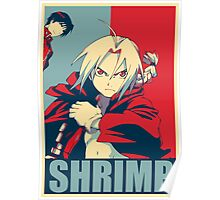 Full Metal Shrimp  Poster