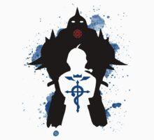 FullMetal Alchemist by OddMushroom