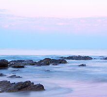 Pink Dreamscape by nicolemckenna