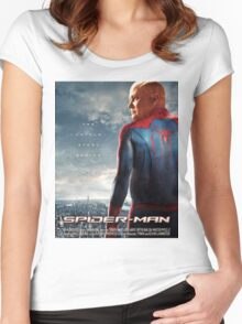 The Spider Women's Fitted Scoop T-Shirt
