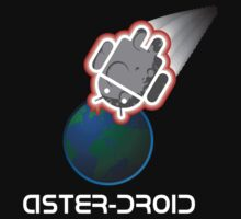 Aster-Droid by cubik