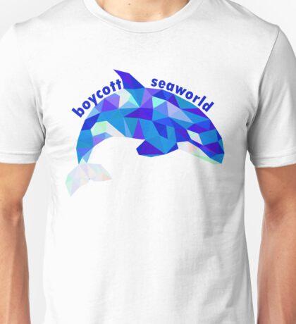 Boycott Seaworld Unisex T-Shirt