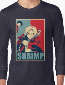 Full Metal Shrimp  Long Sleeve T-Shirt