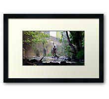 Gormley Framed Print